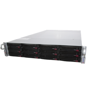 Supermicro Nexenta Server Solution SRS-NSM340-HA4B-01