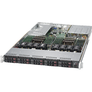Supermicro SuperServer 1028U-VSN011E (Complete System Only)