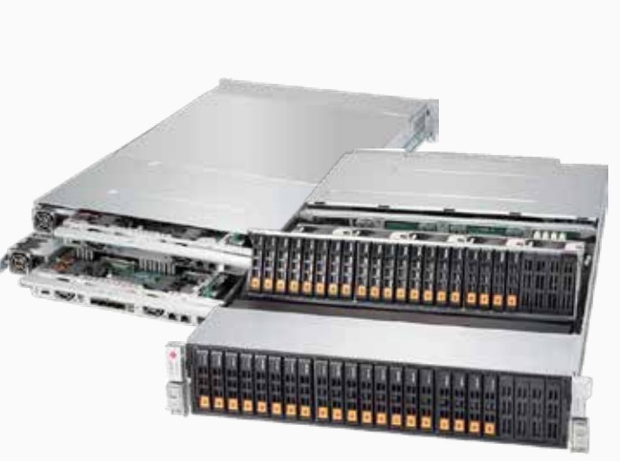 Fig5.Supermicro's storage Bridge Bay