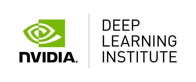 NVIDIA Deep Learning Institute Logo