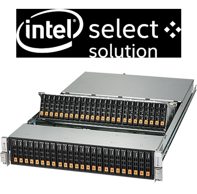 Intel Select Solution for Modeling