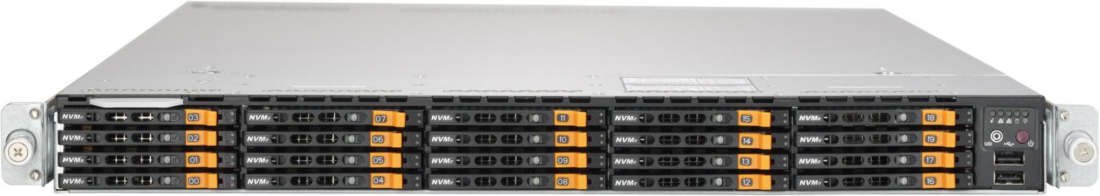 NVMe Storage