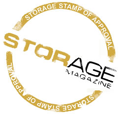 Storage Magazine Stamp of Approval