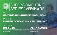 Webinar: Redefining the Intelligent Edge in Retail