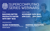 Webinar: Building Better Products Faster with IBM BOA
