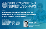 Webinar: When Your Business Demands More