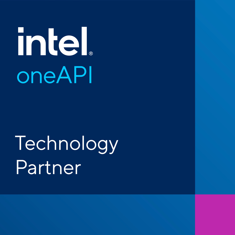 Intel OneAPI Logo
