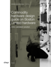 Commodity hardware design guide on Boston Limited hardware - Citrix validated solution
