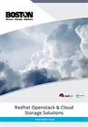 Redhat Openstack & Cloud Storage Solutions