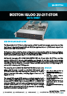 Boston Igloo 2U-21T-STOR
