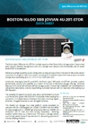 Boston Igloo SBB Jovian 4U-20T-Stor