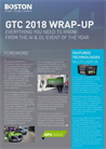 GTC18, San Jose - Round-Up