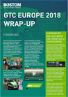 GTC EUROPE, MUNICH 2018 - ROUND-UP