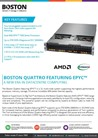 Boston Quattro EPYC
