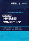 The Evolution of Cooling - Why Immersion is the future