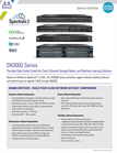 Mellanox SN3000 Series