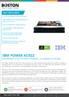 IBM Power AC922