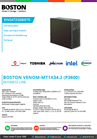 Boston Venom MT1X34.2 P3600