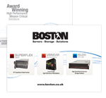 Boston Brochure Q1 2011 (Released at CeBIT & DCW 2011)
