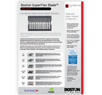 Boston SuperFlex Blade™ Brochure