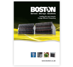 Boston Brochure Q1 2009 (released at CeBIT 2009)