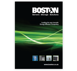 Boston Brochure Q3 2008 (released at Storage Expo 2008)