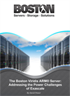 The Boston Viridis ARM® Server: Addressing the Power Challenges of Exascale?