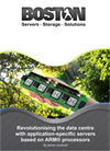 Revolutionising the data centre with application-specific servers based on ARM® processors