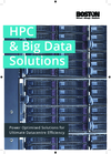 HPC  & Big Data Solutions