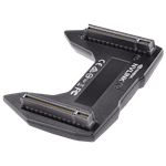 EVGA GeForce RTX NVLink SLI Bridge, 4-Slot Spacing, RGB LED, 100-2W-0030-LR