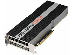 AMD FirePro S7150X2 Server GPU, Reverse Air Flow, 16GB GDDR5