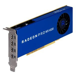 AMD Radeon Pro WX 4100 4GB Low Profile Workstation Graphics Card