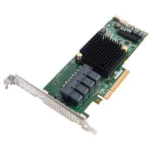 Adaptec 16 Port Adaptec RAID 71605E Single HDD Controller