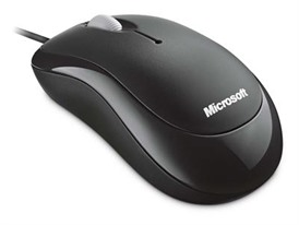 Microsoft Optical Mouse USB (Black)