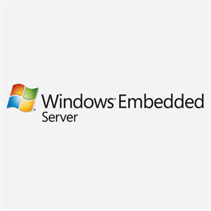 Microsoft Windows Server 2008 R2 Standard Embedded for Telco EMB ESD 1-4CPU