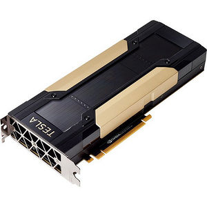 NVIDIA Tesla V100 32GB CoWoS HBM2 PCIe 3.0 -- Passive Cooling