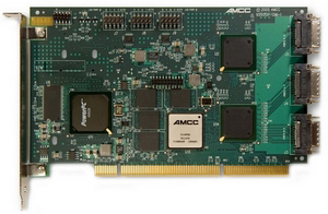 3Ware 9550SX SATA II RAID - 12-port Multi-lane Card Only