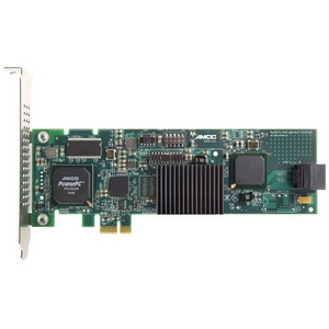 3Ware 9650SE SATA II RAID - 2-port Low Profile