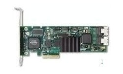 3Ware 9650SE SATA II RAID - 8-port Multi-lane Low Profile