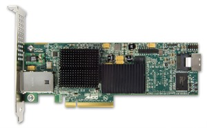 3Ware 9690SA SAS/SATA II RAID - 4 port Multi-lane Low Profile