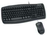 Microsoft Value Pack Keyboard and Mouse 2.0 (Black)
