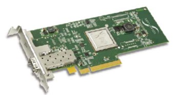 Solarflare Single Port PCI-e Gen 2 SFP+ 10GE Midrange Adapter