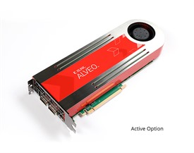 Xilinx Alveo U250 Data Center Accelerator Card - Active Cooling