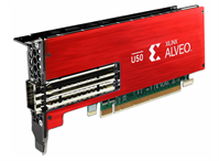 Xilinx Alveo U50 Data Center Accelerator Card - passive
