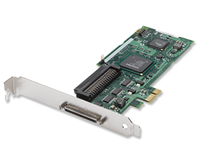 Adaptec 29320LPE SCSI CARD