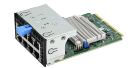 Supermicro scalable controller with 8 Gigabit Ethernet ports