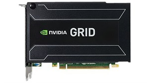 NVIDIA GeForce GRID PCI-E 4GB GDDR5 Passive Cooling Left-to-Right Airflow