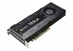 NVIDIA Tesla K40C PCI-E board 12GB Active Cooling