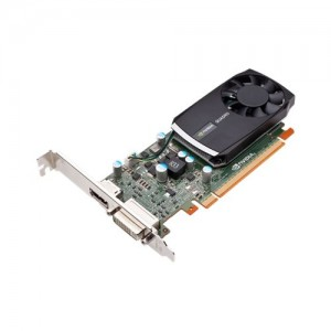 NVIDIA Quadro 400 (active fan) 512MB DDR3 PCIE 2.0 X16 card