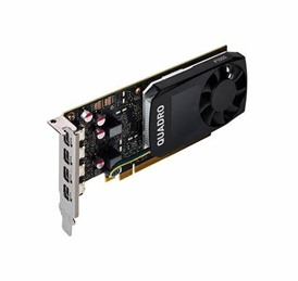 [BV] NVIDIA PNY Quadro P1000 4GB GDDR5 PCIe 3.0 - Active Cooling